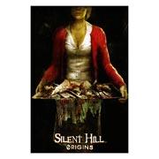 Неформатный постер по Silent Hill